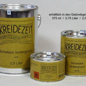 Schellack Isoliergrund