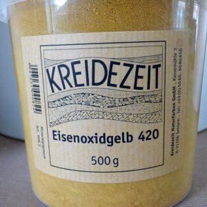 Eisenoxidgelb 420