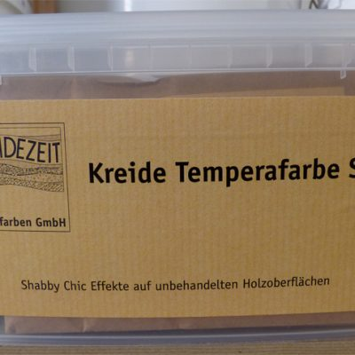 Kreide Temperarfarbe Set
