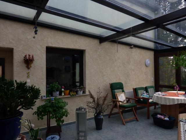 Wintergarten Gekkko-SOL Lasur
