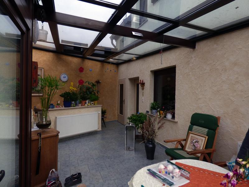 Wintergarten mit Gekkko-SOL Lasur 4