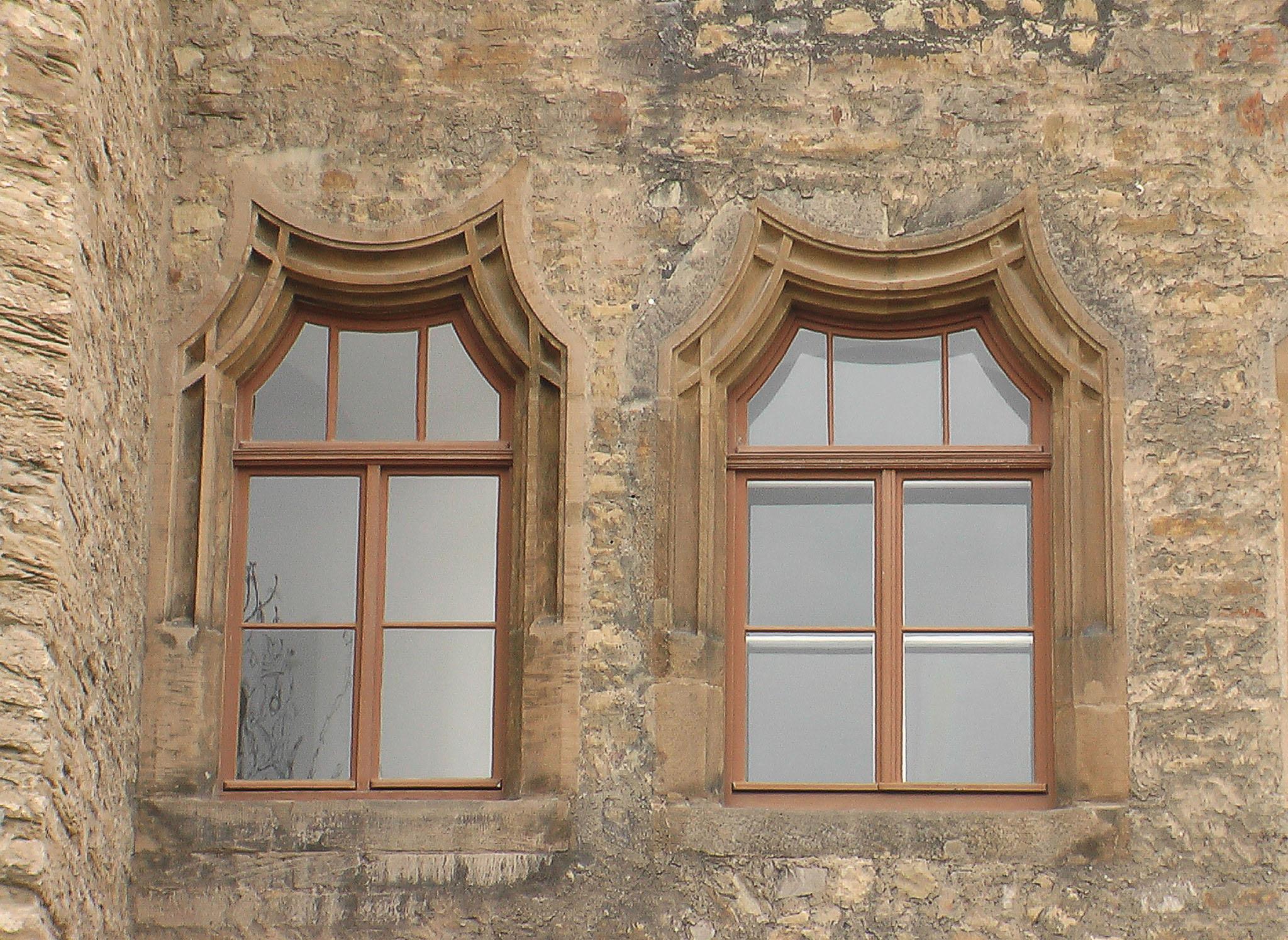 Schloss Merseburg Fensterrestaurierung