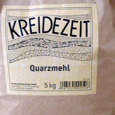 Quarzmehl