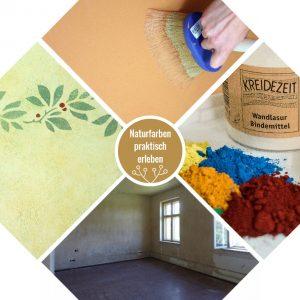 Workshop Naturfarben erleben