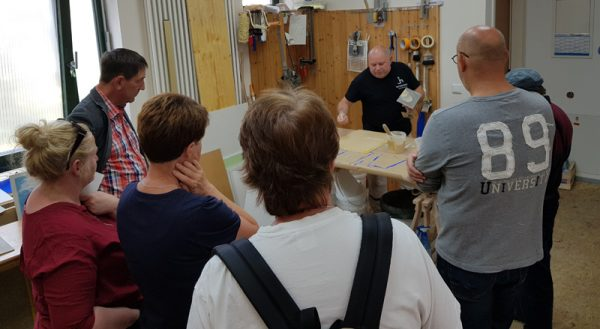 Workshop Kalkputz
