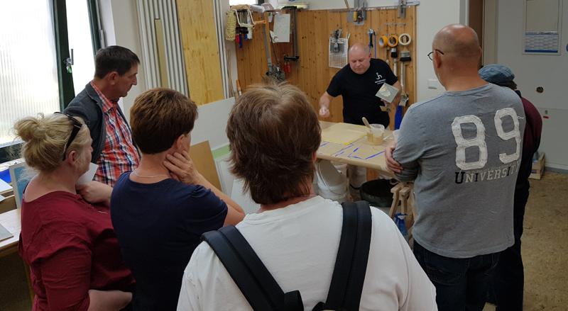 Workshop Kalkglätte 2019