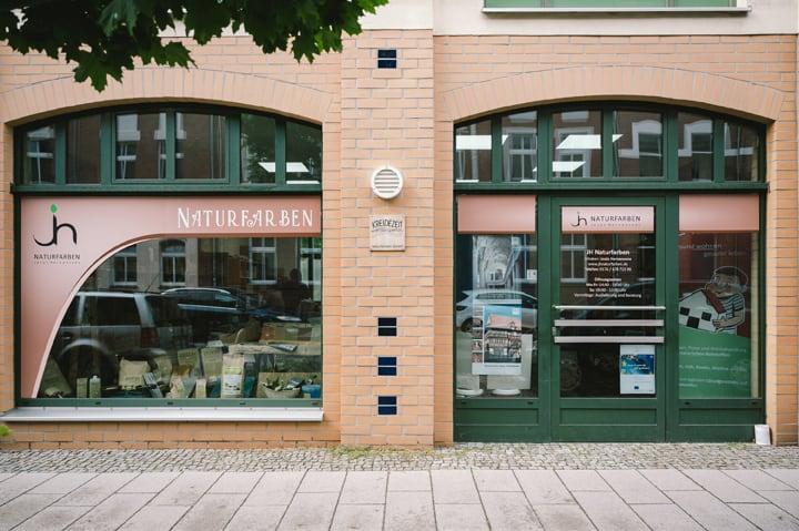 Außenansicht des Geschäfts: Zukunftswerkstatt Lausitz / Paul Glaser